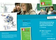 Download Flyer - Elhke - Elterninitiative Herzkranker Kinder eV ...