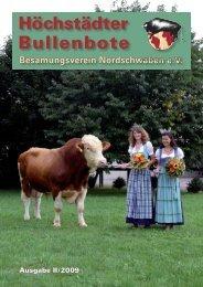 PDF zum Download - Besamungsverein Nordschwaben eV
