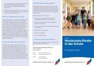 Merkblatt - Herzkrankes Kind Homburg/Saar eV
