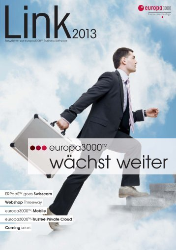 europa3000TM- Trustee Private Cloud - europa3000 AG