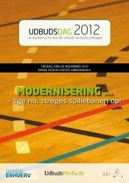 Se hele programmet for Udbudsdag 2012 - SKI