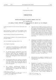 Europa-Parlamentets og Rådets direktiv 2011/77/EU - EUR-Lex ...