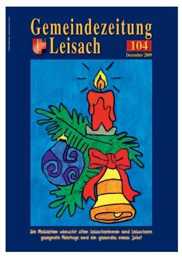 Dezember 2009 - Leisach - Land Tirol