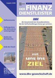 DIENSTLEISTER - DBV