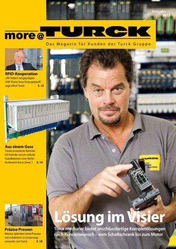Lösung im Visier - TURCK GmbH & Co. KG