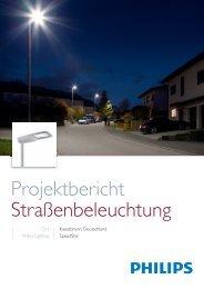 Projektbericht Gemeinde Kieselbronn