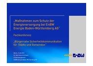 Vortrag Dr. Wolf-Dietrich Erhard
