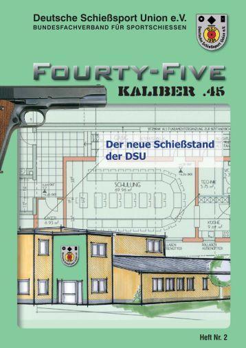 DSU Sporthandbuch - Deutsche Schießsport Union e.V.
