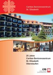 Caritas-Seniorenzentrum St. Elisabeth - Seniorenzentrum Oberstaufen