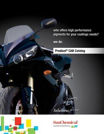Predisol® CAB - Brenntag Specialties, Inc.