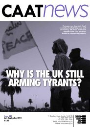3.6MiB - Campaign Against Arms Trade