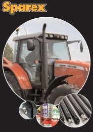 Tractor Cab Spare Parts - Sparex