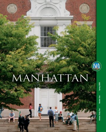 on campus - Article - Manhattan College