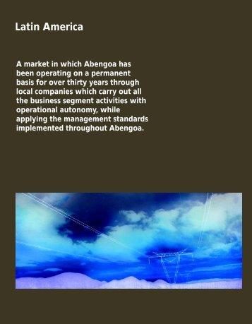 Latin America - Abengoa