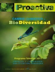 BioDiversidad - Proactiva Medio Ambiente
