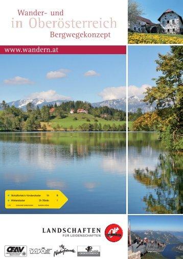 Wander - Oberösterreich Tourismus