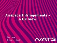 Airspace Infringements - a UK view - HUFAG