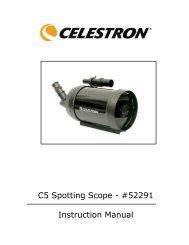C5 Spotter Manual - Celestron