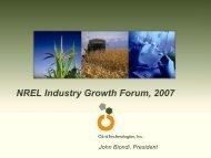 C5-6 Technologies, Inc. - NREL