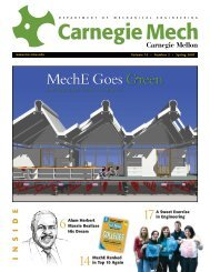 05787 CMU MechE Mag (Page 1) - Carnegie Mellon University
