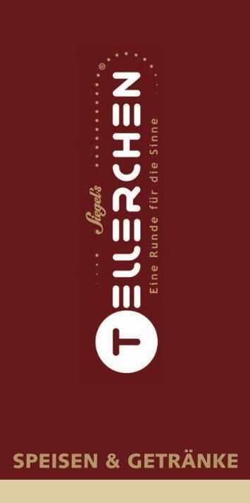 Download Tellerchen Speisekarte PDF - Siegel Backkultur