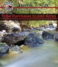 April 2011 - Yurok Tribe