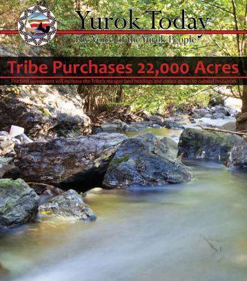 April 2011 - Yurok Tribe