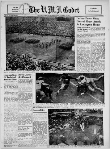 1947 October 13 - New Page 1 - Virginia Military Institute