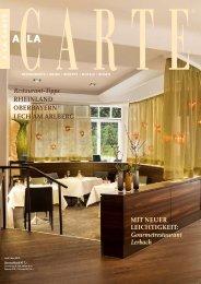 Restaurant-Tipps RHEINLAND OBERBAYERN LECH AM ...