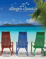 catalog - Allegro Classics