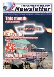 Program - german world magazine