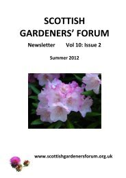 May 2012 - Scottish Gardeners Forum