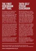 Ceredigion 2012 - Ceredigion Art Trail - Page 2