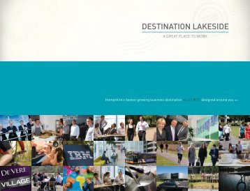 Download the PDF - Destination Lakeside