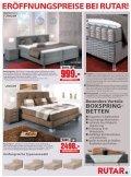 Die richtige Matratze Matratzen kauft man bei Rutar! - Seite 7