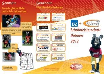 Unser Flyer mit allen Details zur Veranstaltung
