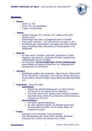 02-2012 – 2. Streif Vertical Up – Die Schlacht