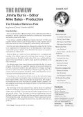 Jimmy Burns - Editor Mike Bates - Production - Battersea Park - Page 2