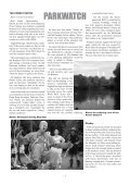 Jimmy Burns - Editor Mike Bates - Production - Battersea Park - Page 3