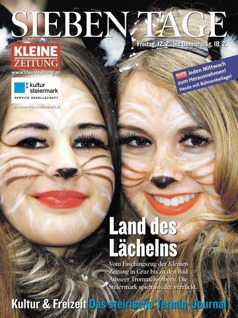 Land des Lächelns - Kultur Steiermark