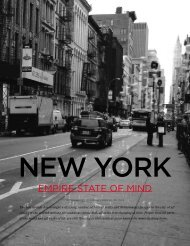 New York: Empire State of Mind - Ever the Nomad