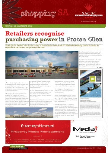 Retailers recognise - Malnor