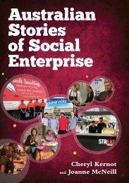 Australian Stories of Social Enterprise.pdf - Centre for Social Impact
