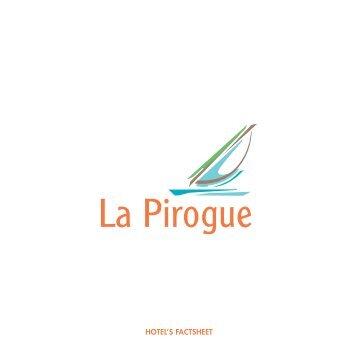 Download our Factsheet + Floor Plan (pdf) - La Pirogue