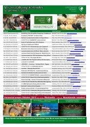 Veranstaltungkalender_September-Oktober12 ... - Lipizzanerheimat