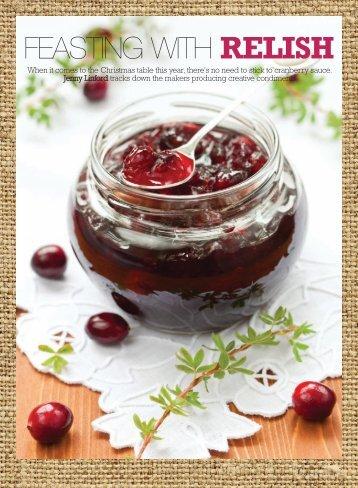 Creative Condiments - Jenny Linford