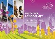 Discover_London:Layout 1 - London Metropolitan University