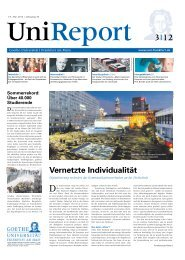 UniReport   Ausgabe 3-2012