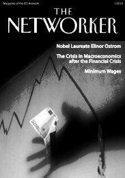 Nobel Laureate Elinor Ostrom The Crisis in Macroeconomics after ...