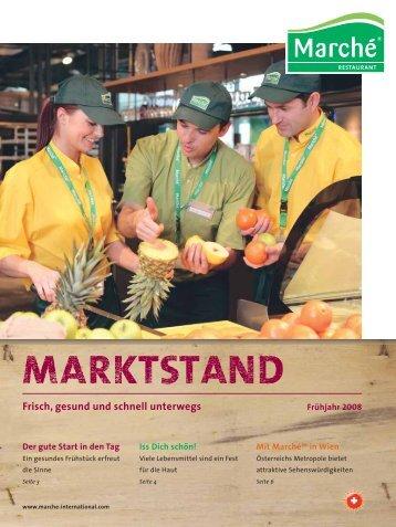 Deutsche Ausgabe (pdf, 6.47 MB) - Marché Restaurants